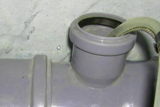 Разморозка канализационных труб