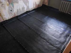 Нужна ли гидроизоляция под плитку в ванной