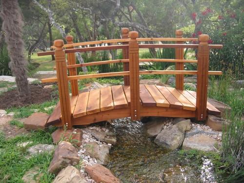 метр строительство моста через ручей своими руками начинается того