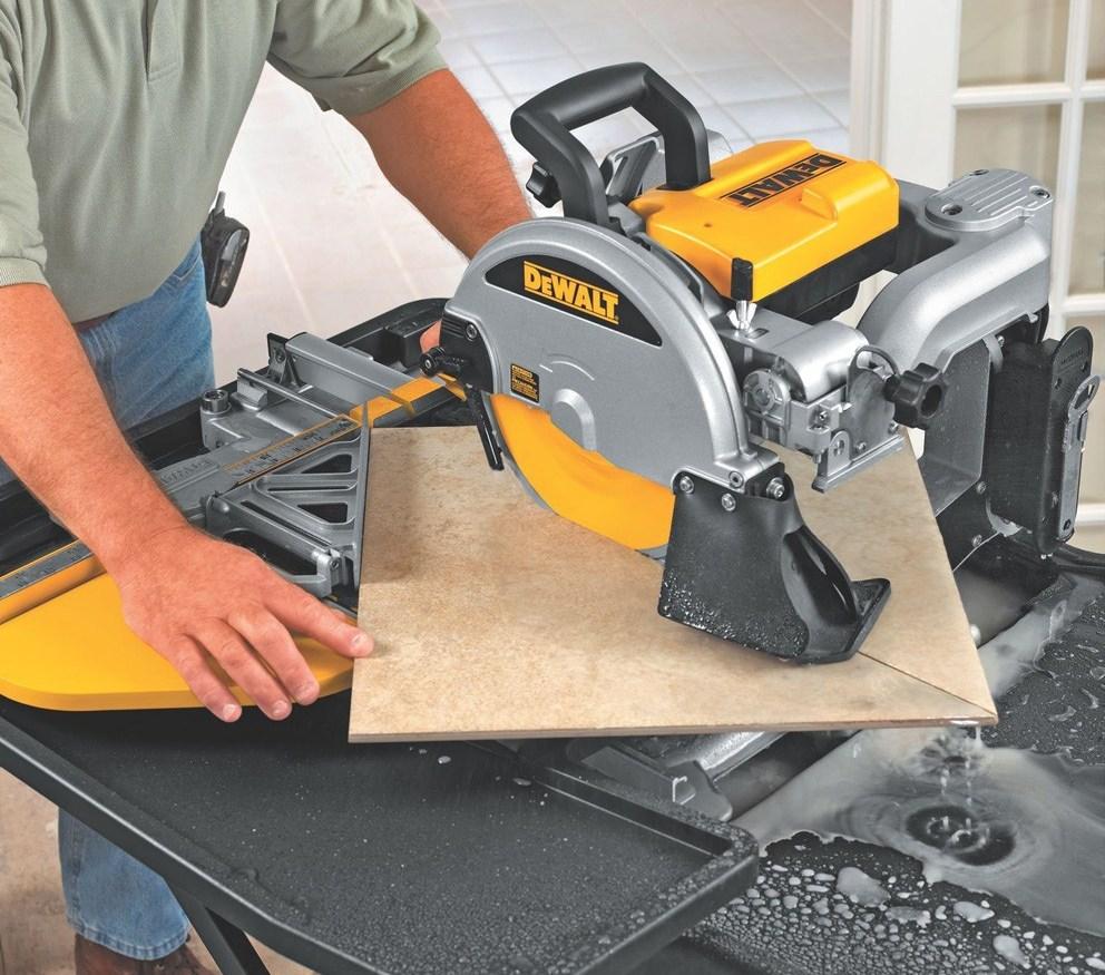 Ceramic tile cutters electric