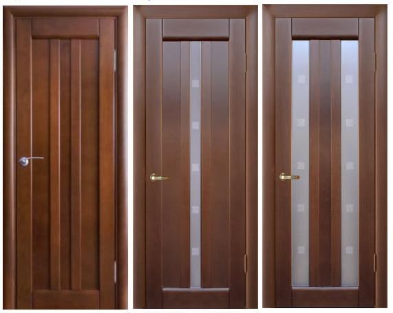 Мазонитовые межкомнатные двери